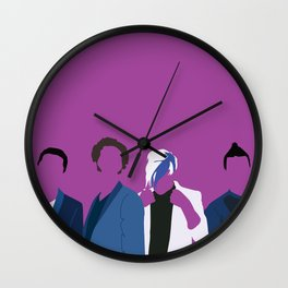 Marianas Trench Wall Clock