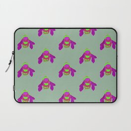 Busy Bee Dance Honey Comb Maximalism Laptop Sleeve
