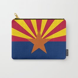 Arizona: Arizona State Flag Carry-All Pouch
