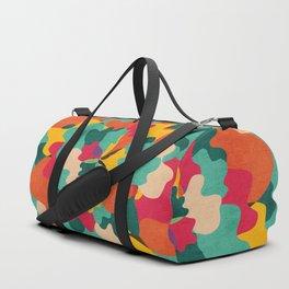 Aloha Camo Duffle Bag