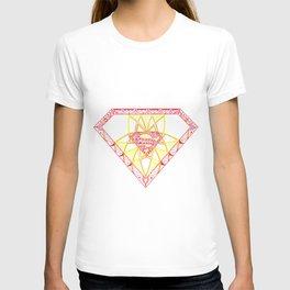 Supermandala T-shirt