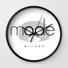 edna mode MILANO Wall Clock