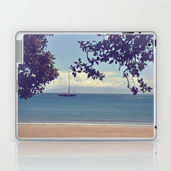 Going Sailing Laptop & iPad Skin