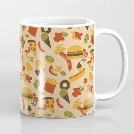 Fast Foodouflage Coffee Mug