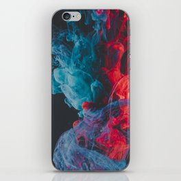 Crystal Ship Explodes iPhone Skin