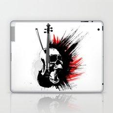 ViolinScull Laptop & iPad Skin
