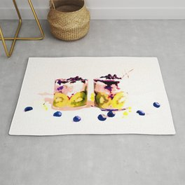 Summer Drinkin' #society6 #decor #buyart Rug