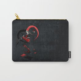 Quinn of Fools Carry-All Pouch