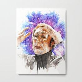 Mind blown Metal Print
