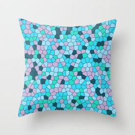 SEABED  Throw Pillow