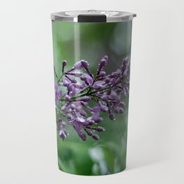 Rainkissed Lilacs Travel Mug