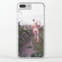 yoga Clear iPhone Case