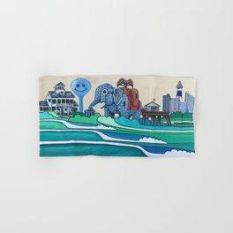 Absecon Island Hand & Bath Towel