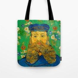 Vincent van Gogh - Portrait of Postman Tote Bag