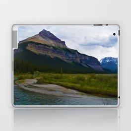 Tangle Ridge in the Columbia Icefields area of Jasper National Park, Canada Laptop & iPad Skin