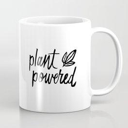 Plant Powered Coffee Mug