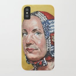 Little Edie iPhone Case