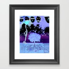 Untitled Tree Framed Art Print