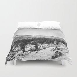 Mount Hoffmann, Yosemite National Park 1907 Duvet Cover