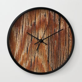 House on 831 #1 Wall Clock