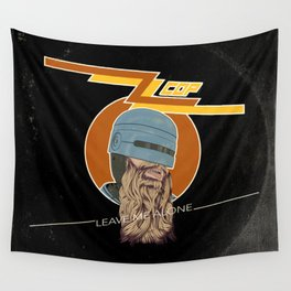 ZZ COP Wall Tapestry