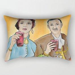 Buen Provecho Rectangular Pillow