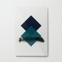 Minimalism 006 Metal Print