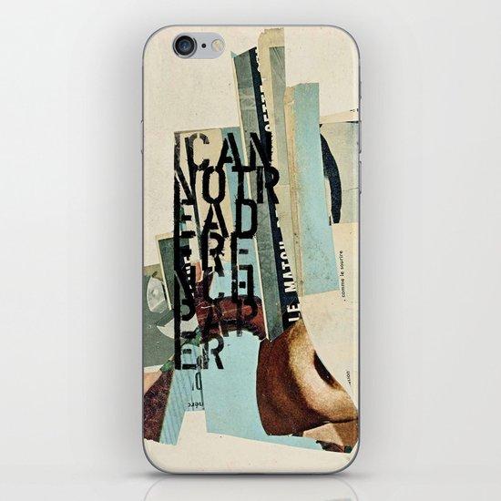 Mono iPhone & iPod Skin