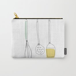 My Kitchen Wall Carry-All Pouch
