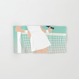 Let's Play #society6 #decor #buyart Hand & Bath Towel