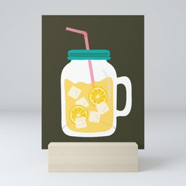 Lemonade Mini Art Print