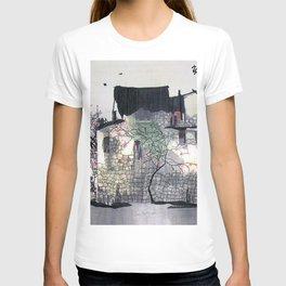 Quaint Cottage  T-shirt