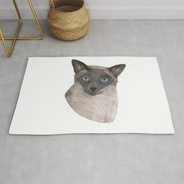 Rossi the Cat Rug