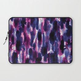 Downpour (Purple) Laptop Sleeve