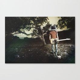 Sleepwalker Canvas Print