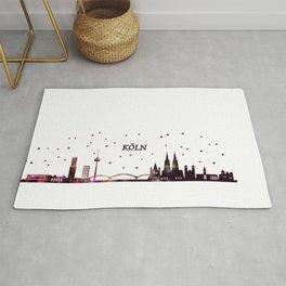 Skyline Köln Rug