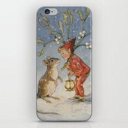 """The Bracken Fairy"" by Margaret Tarrant iPhone Skin"