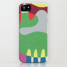 Hand in Hand iPhone Case