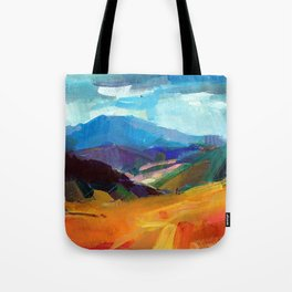 Until the End of the World Tote Bag