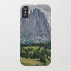 Dolomites 05 iPhone X Slim Case