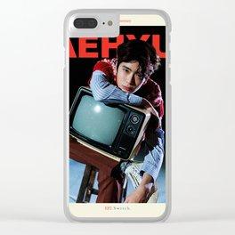 Switch : Jaehyun Clear iPhone Case