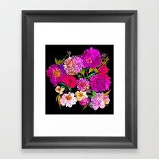 Petal Power Framed Art Print