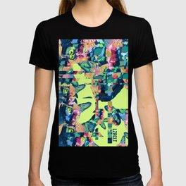 LZRCLT Merchandise - Poster T-shirt