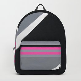 August - mirror pink Backpack