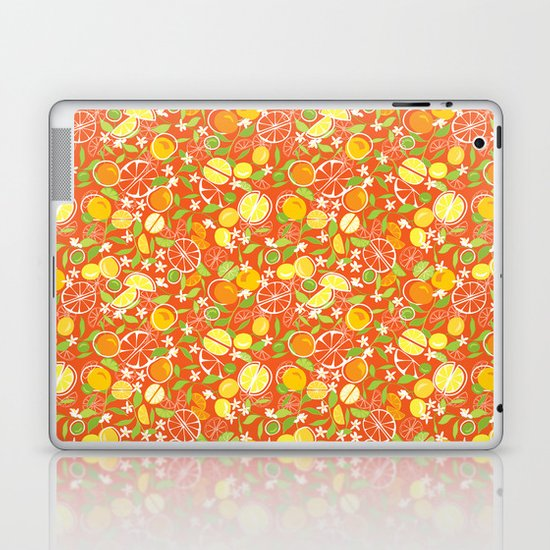 Citrus Squeeze Laptop & iPad Skin