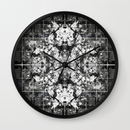 The Anxiolytic Theorist Wall Clock