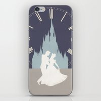 cinderella iPhone & iPod Skins featuring Cinderella by magicblood