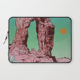 Pink Arch Laptop Sleeve