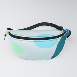 Clipart girl Fanny Pack