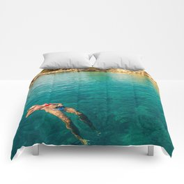 floater Comforters